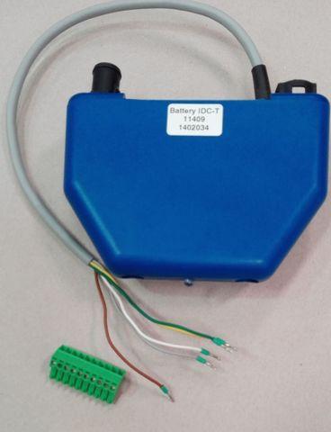 11409 Батарейный блок, состоящий из батарей аккумуляторных никель-кадмиевых, для счетчика молока