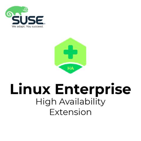 SUSE Linux Enterprise High Availability Extension