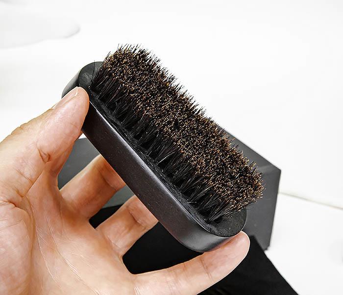 CARE151-1 Подарочный набор из щетки и гребня для бороды фото 08