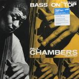 Paul Chambers Quartet / Bass On Top (LP)