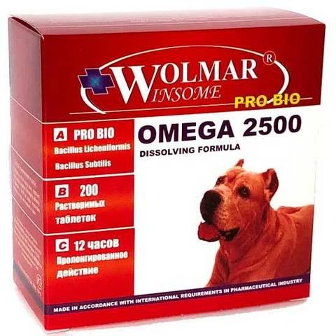 Wolmar (Волмар) Winsome Pro Bio Omega 2500 200 таб.