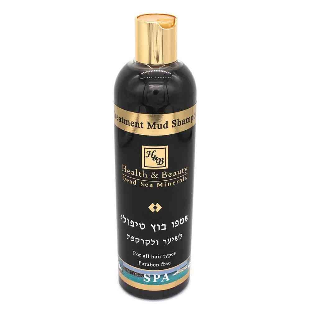 Шампунь для волос Treatment Mud Shampoo for Hair and Scalp с минералами мертвого моря