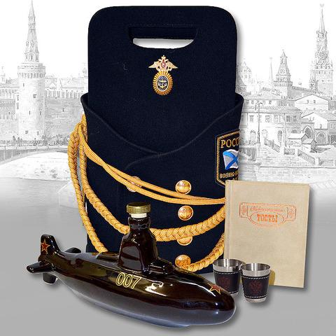 """Подарочный набор """"ВМФ. Подводная лодка"""""""