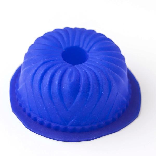 Форма для мыла Кекс большой 8