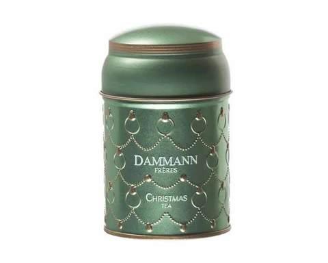 Чай зеленый рождественский Dammann Cristmas Tea Vert, 100 г