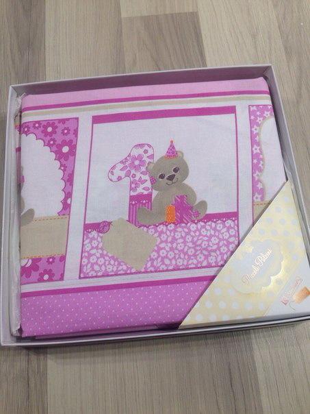 Комплект в спальню Baby BiancaLuna