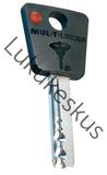 Mul-T-Lock võti 7x7