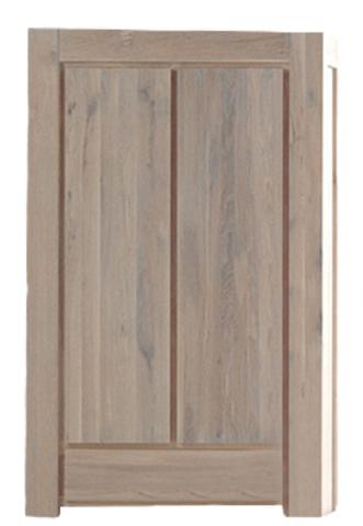 Шкаф для одежды из дуба 21 Бъерн