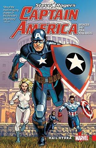 Captain America: Steve Rogers Vol. 1: Hail Hydra (Б/У)