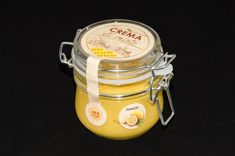 Мед с лимоном 250 г