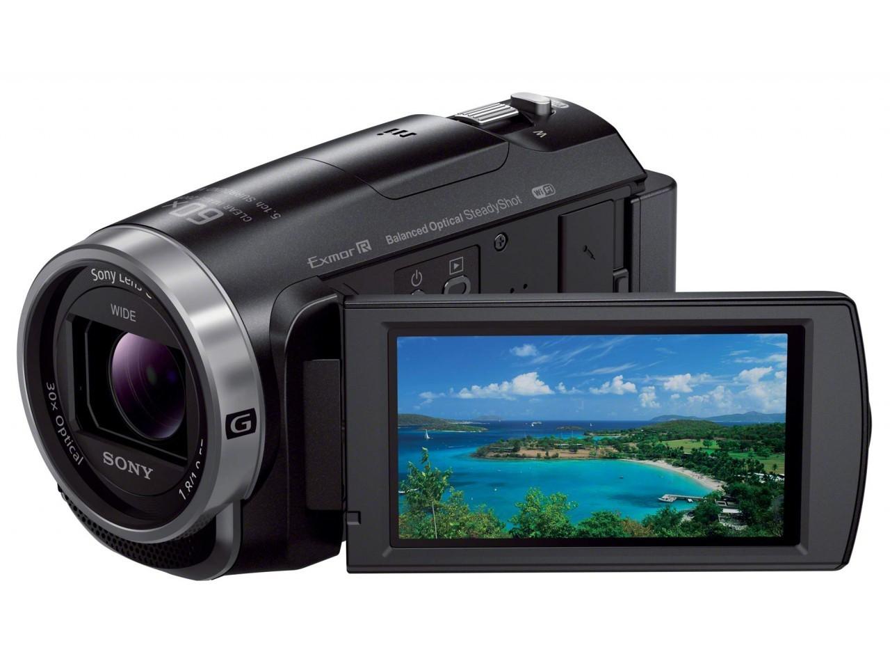 HDR-CX625 видеокамера Sony Handycam в Sony Centre Воронеж
