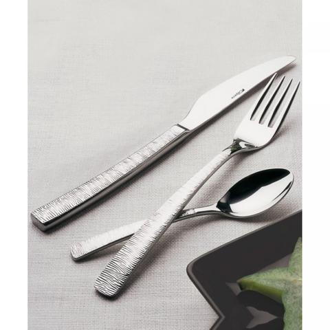 Набор столовых приборов  на 6 персон, 24 предмета, нержавеющая сталь , серебристый, артикул 206276, серия Astree Cisele