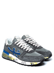 Замшевые кроссовки Premiata Mick 4563