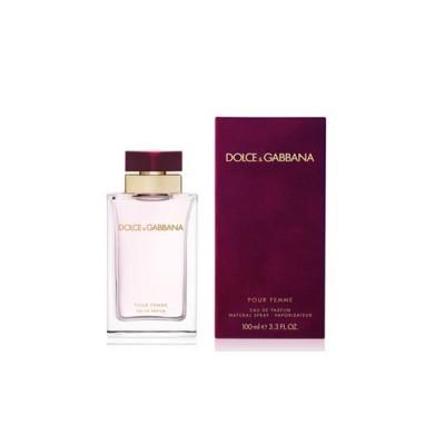 DOLCE & GABBANA: Pour Femme женская парфюмерная вода edp, 25мл/50мл