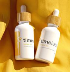 Timeless Skin Care Argan Oil 100% Pure аргановое масло для лица 30мл