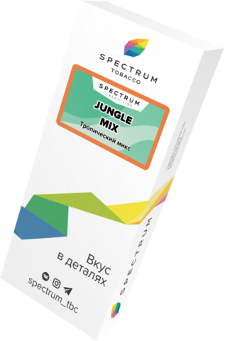 Табак Spectrum Classic Line Jungle Mix (Джангл Микс) 100г