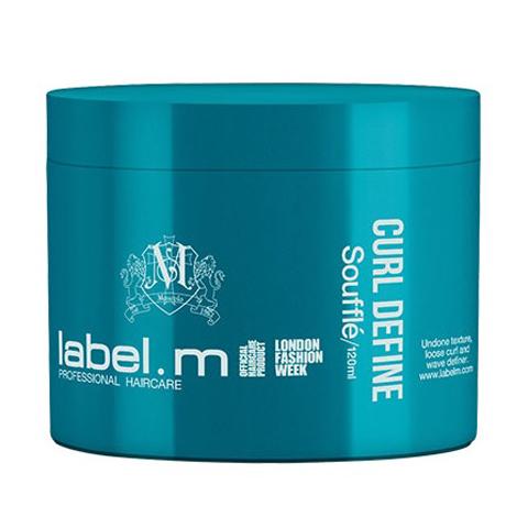 LABEL. M Curl Define: Суфле для укладки волос (Curl Define Souffle), 120мл