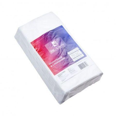 Полотенце BEAJOY cпанлейс  35х70 см