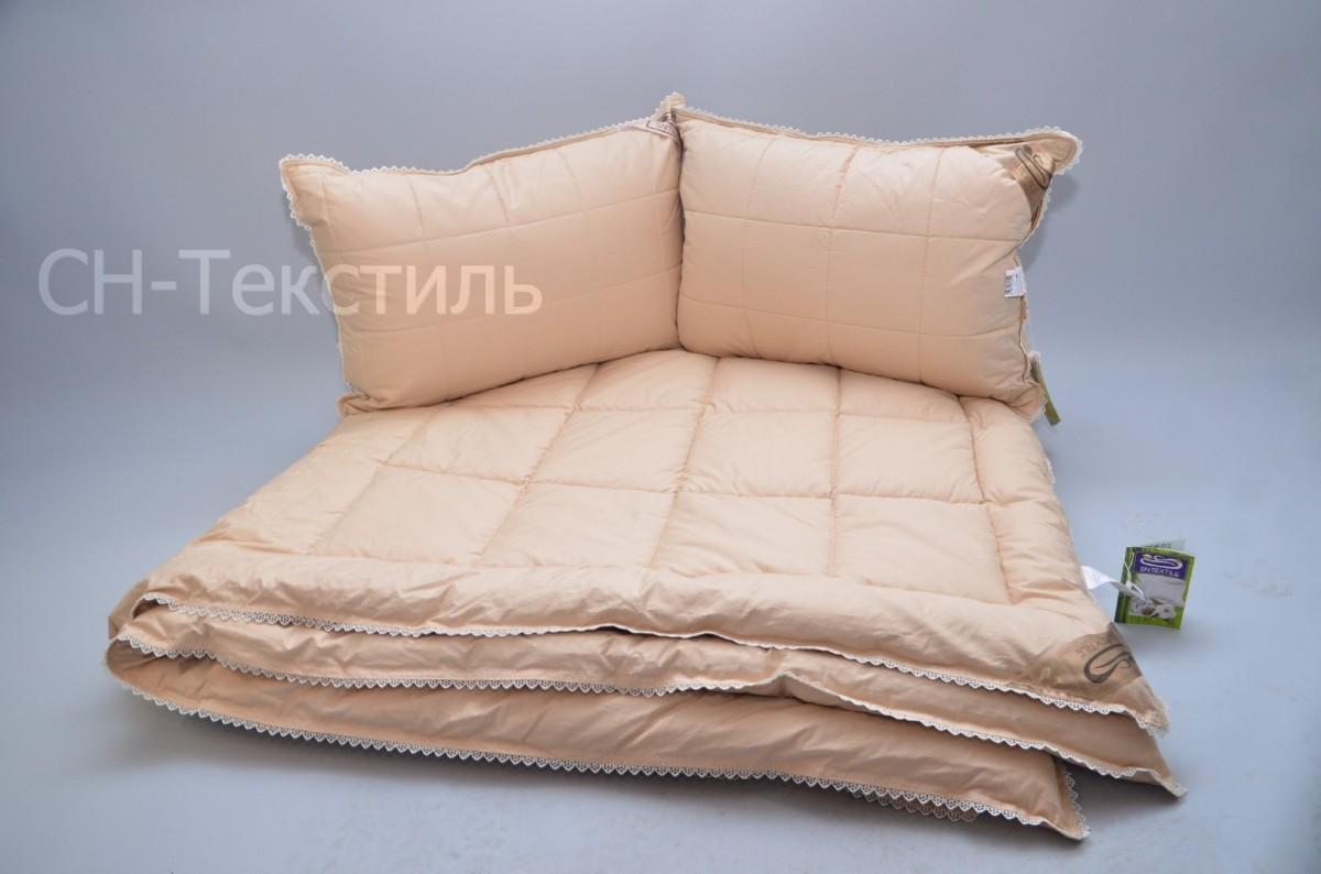 Одеяла и Подушки Одеяло  верблюжий пух Noil Camelus всесезоное одеяло_ноил_зима2.jpg