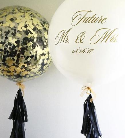 Большие шары 60 см (цвета в ассортименте)