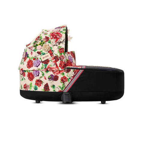 Спальный блок Cybex Lux Carrycot  Priam III Spring Blossom Light