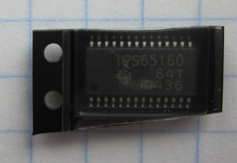 TPS65160 smd