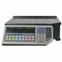 Весы с печатью этикеток ШТРИХ-ПРИНТ ФI 15-2.5 Д2И1 (v.4.5), 15кг, 2/5гр, 350x310, без стойки