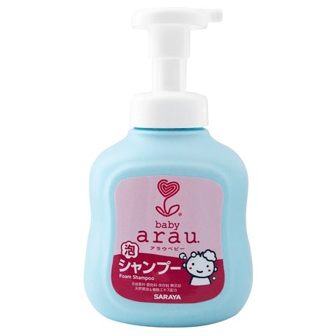 Arau Baby Шампунь для волос детский пенящийся 450 мл.