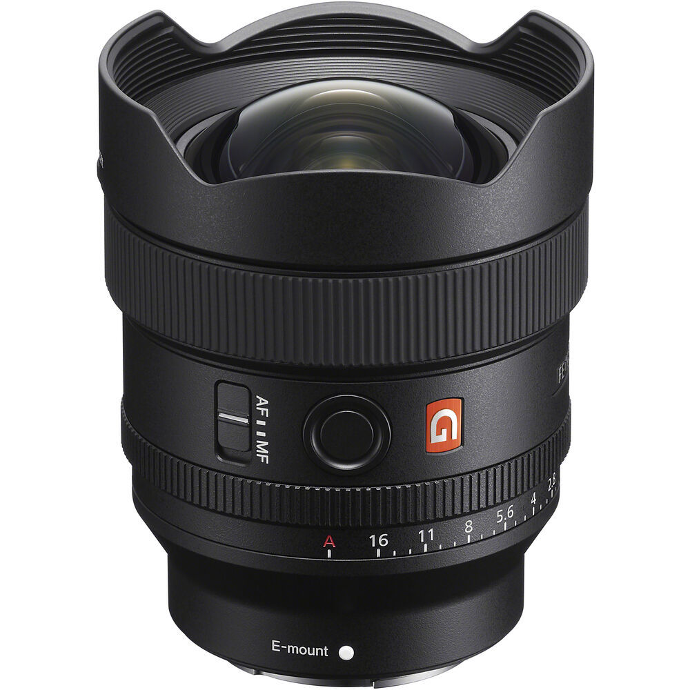 SEL-14F18GM объектив Sony FE 14 мм f/1.8 G
