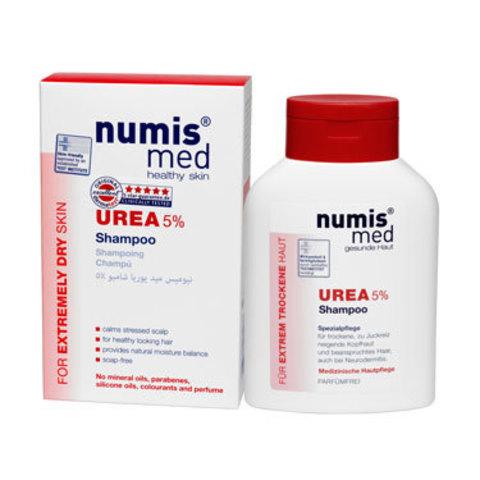 Шампунь с 5 % мочевиной Numis Med, 200 мл