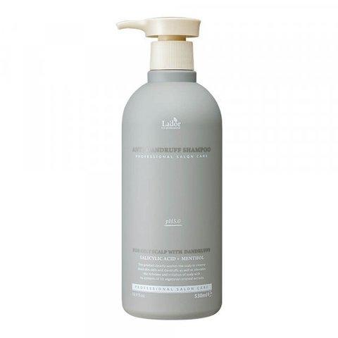 Слабокислотный шампунь против перхоти Lador Anti Dandruff Shampoo