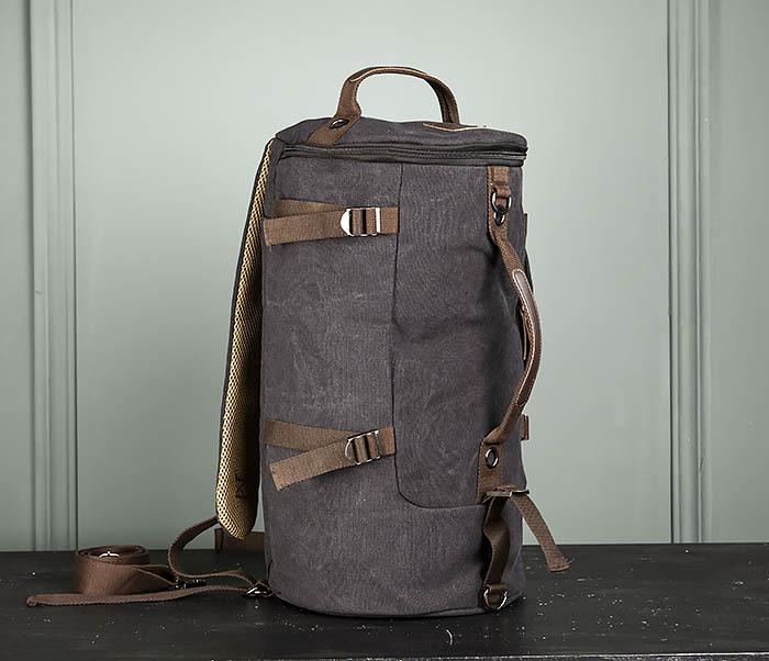 BAG309-1 Удобная сумка рюкзак с ремнем на плечо