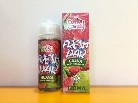 Guava Sweet Strawberry by FRESH PAR 120мл