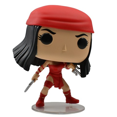 Фигурка Funko POP! Bobble: Marvel: Marvel 80th: First Appearance Elektra (Exc) 44812