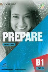 Prepare 2nd Edition 5 Teacher's Book with Downl...
