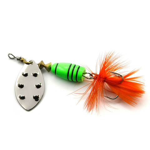 Блесна Extreme Fishing Total Obsession №1 5g 09-FluoGreen/S
