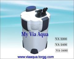 Внешний фильтр для аквариума ViaAqua VA-2200, Atman CF-2200