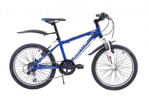 детский велосипед Corto CUB 2020 синий