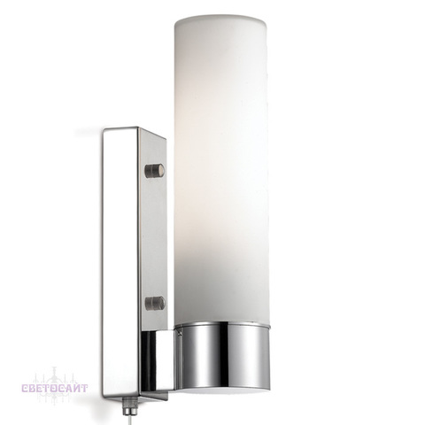 Настенный светильник с выключателем 2660/1W серии Tingi