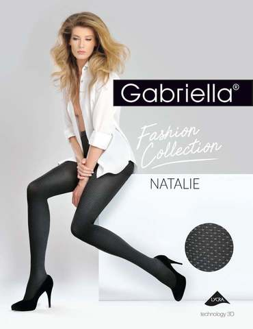 Колготки GABRIELLA 60 den (373 Natalie)