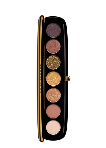 Marc Jacobs Eye-Conic Limited Gold Edition Multi-Finish Eye Palette Summer 2020