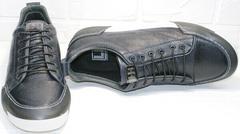 Купить модные мужские кеды кроссовки демисезонные Luciano Bellini C6401 TK Blue.