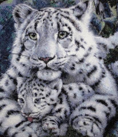 99327 Леопард и Детеныш