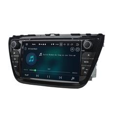 Магнитола Suzuki SX4 (2013-2018) Android 9.0 4/64GB IPS DSP модель KD-8073-PХ6