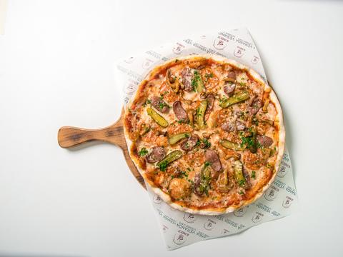 Пицца 35 см Дачная 460г