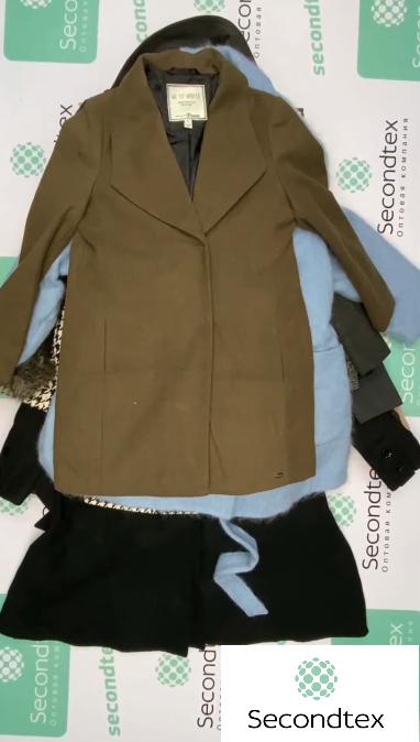 Пальто женские драповые