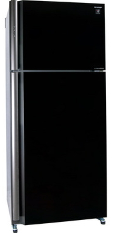 Холодильник с верхней морозильной камерой Sharp SJ-XP59PGRD