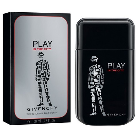Givenchy Play in the City for Him, edt 100ml