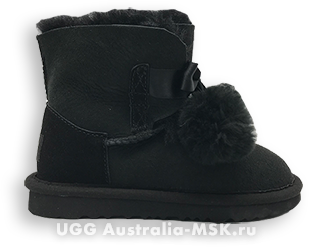 UGG Kids Gita Black