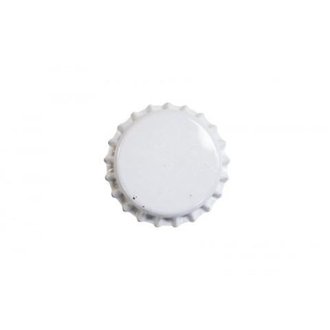 Кроненпробки белые 26 мм, 80 шт